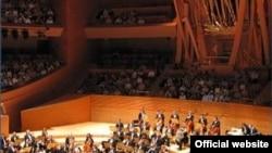 Чайковский исемендәге симфоник оркестр III Рахманинов фестиваленә чыгыш ясый, июнь 2008 ел