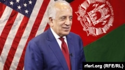 The U.S. special envoy for Afghanistan, Zalmay Khalilzad, has met with Russian and Chinese officials in Moscow.