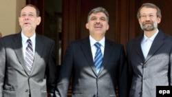 ترکیه نقش میانجی میان ایران و اتحادیه اروپا ایفاء می کند.