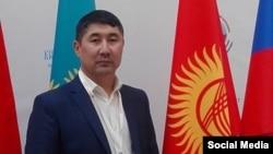 Надырбек Сооронбаев.
