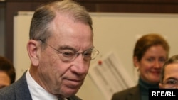 U.S. Judiciary Committee Chairman Chuck Grassley (file photo)