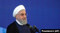 Predsednik Irana Hasan Rohani