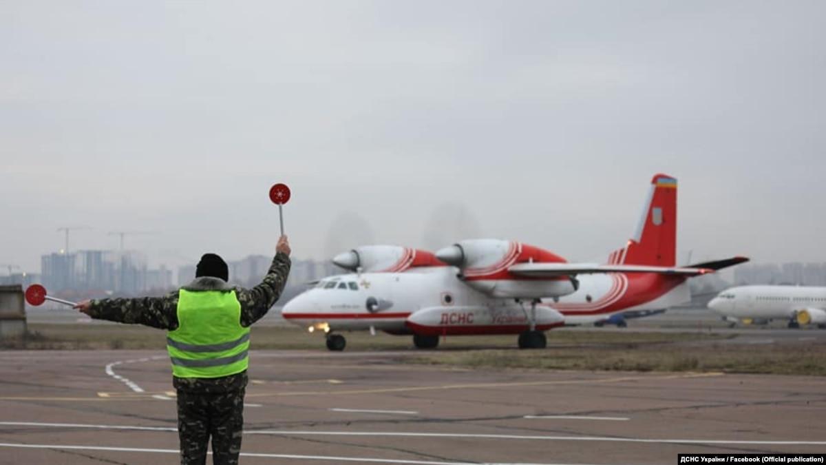 Украинские спасатели вернулись из Ирана