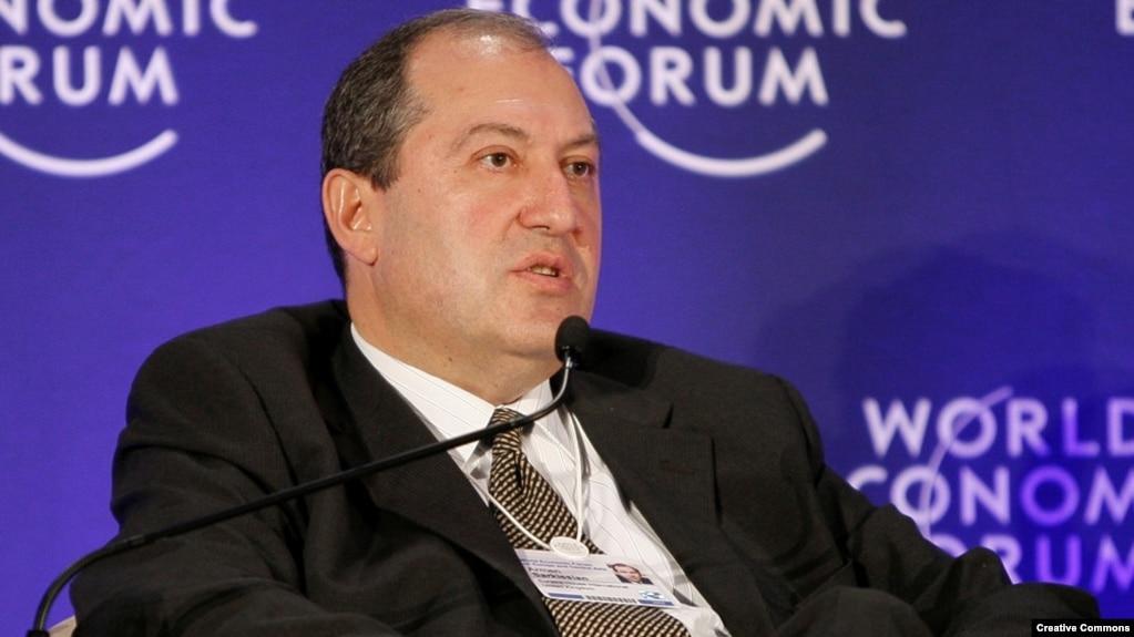 «Жаманак»: Налбандян считает, что Армен Саркисян долго на посту президента не протянет