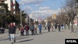 Priština, Trg Majke Tereze
