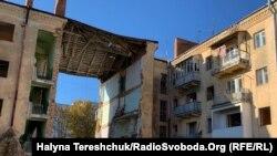 Дрогобич, будинок на Грушевського, 101