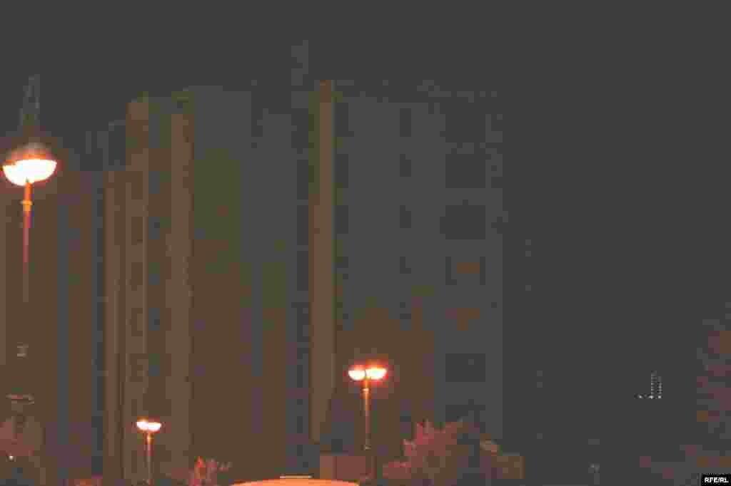 Binaların sirri gecələr açılır #2