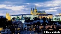 Карлов мост и Пражский замок