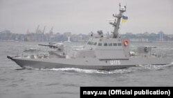 Испытание новых боевых катеров ВМС Украины, Одесса