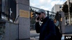 Посольство Росії у Вашнгтоні, США