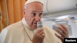 Roma papası Francis