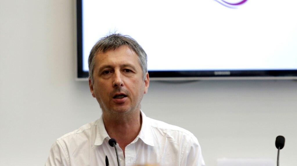Neven Anđelić, profesor međunarodnih odnosa na Regent's Collegeu u Londonu