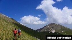 Планинари на Попова Шапка