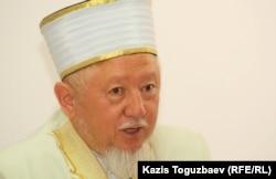 Әбсаттар қажы Дербісәлі. Алматы, 16 шілде 2012 жыл.