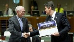 Herman van Rompuy i Zoran Milanović