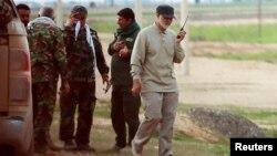 قاسم سلیمانی، فرمانده نیروی قدس سپاه پاسداران انقلاب اسلامی در عراق