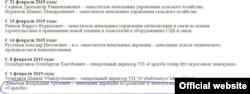 Faxriddin Danaboyev Sardoba suv ombori rahbarligiga 2019 yilning 1 fevralida tayinlangan.