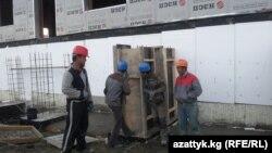 Сахалинде иштеген кыргыз мигранттар