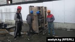 Кыргыз мигранттары