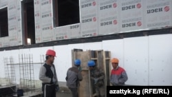 Сахалиндеги кыргыз мигранттар.