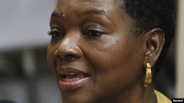 United Nations emergency relief coordinator Valerie Amos says the situation in Syria continues to worsen.