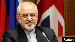 Ավստրիա - Իրանի արտգործնախարար Մոհամադ Ջավադ Զարիֆը վեցնյակի հետ բանակցությունների ժամանակ, Վիեննա, 3-ը հուլիսի, 2014թ․
