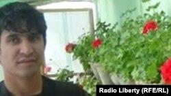 محمد یعقوب شرافت خبرنگار ۲۳ ساله رادیو تلویزیون ملی افغانستان