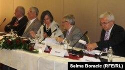 Konferencija o promjenama Ustava FBiH, Sarajevom mart 2013.