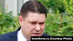Экс-министр здравоохранения Хабаровского края Александр Витько, обвиненный в коррупции