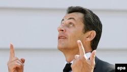 انتظار می رود حزب نیکلا سارکوزی به پیروزی چشمگیری دست یافته باشد