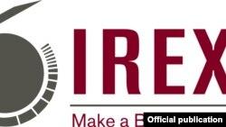 Логотип организации IREX