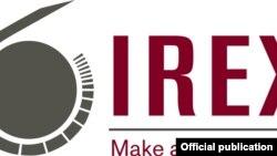 IREX логотипі. (Көрнекі сурет)