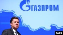 """Газпром"" ширкати раҳбари Алексей Миллер."