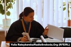 Олена Царікова