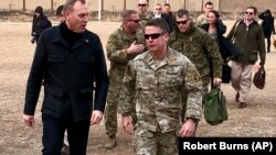 Patrik Šehenen u poseti Kabulu