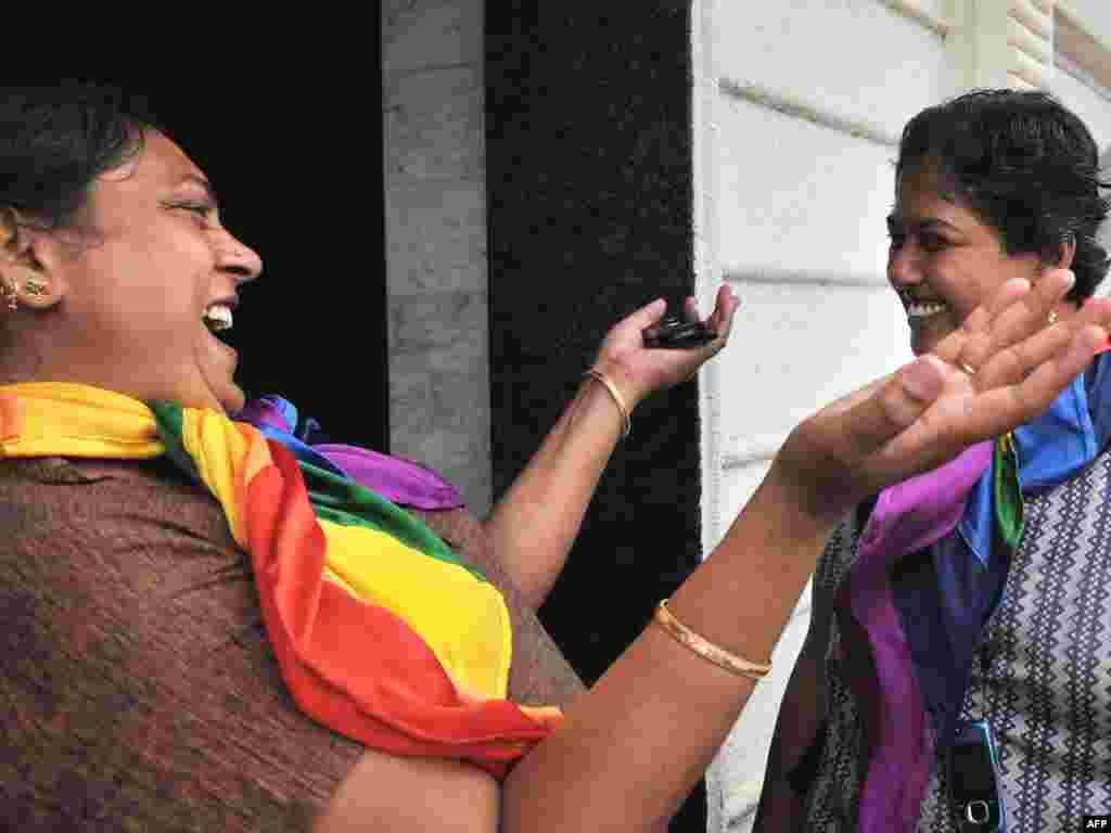 В Индии отменено уголовное преследование гомосексуалистов