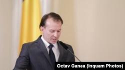 Florin Cîțu, ministrul de Finanțe.