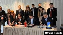 Potpisivanje Protokola u Budvi, foto: Ministarstvo sigurnosti BiH
