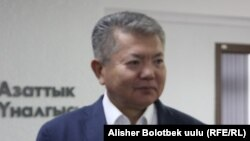 Аликбек Джекшенкулов.