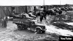 Турки-месхетинцы были депортированы в Среднюю Азию в 1944 году.