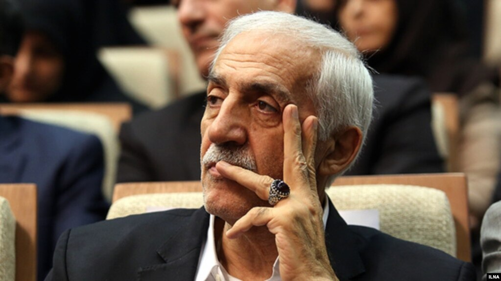 Mohammad Dadkan has blasted Iran's sports for corruption and its policy of boycotting Israeli sports. FILE PHOTO