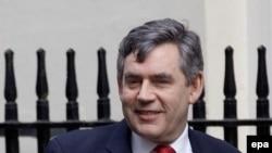 آقای براون در روزهای اول کاری خود در مقام نخست وزیری احتمال حمله به ایران را رد کرده بود.