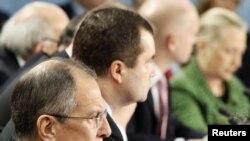 რუსეთისა და ნატოს საგარეო საქმეთა მინისტრების შეხვედრა
