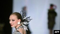Fashion week u Moksvi, ilustrativna fotografija
