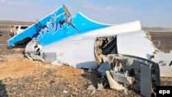 «Airbus A321» təyyarəsi Misirin Sinay yarımadasında oktyabrın 31-də qəzaya uğrayıb.