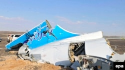 Bu il oktyabrın 31-də Misirin Sinay yarımadası üzərində baş verən qəzada 224 Rusiya vətəndaşı ölüb.