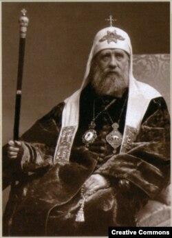 Патриарх Тихон (в миру Василий Беллавин)