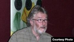 Британский писатель Иэн Бэнка