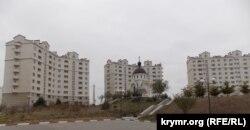 Общежития бывшей банковской академии, Севастополь