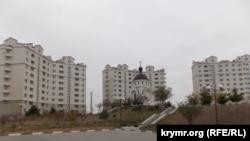 Севстополь, гуртожитки колишньої банківської академії, архівне фото